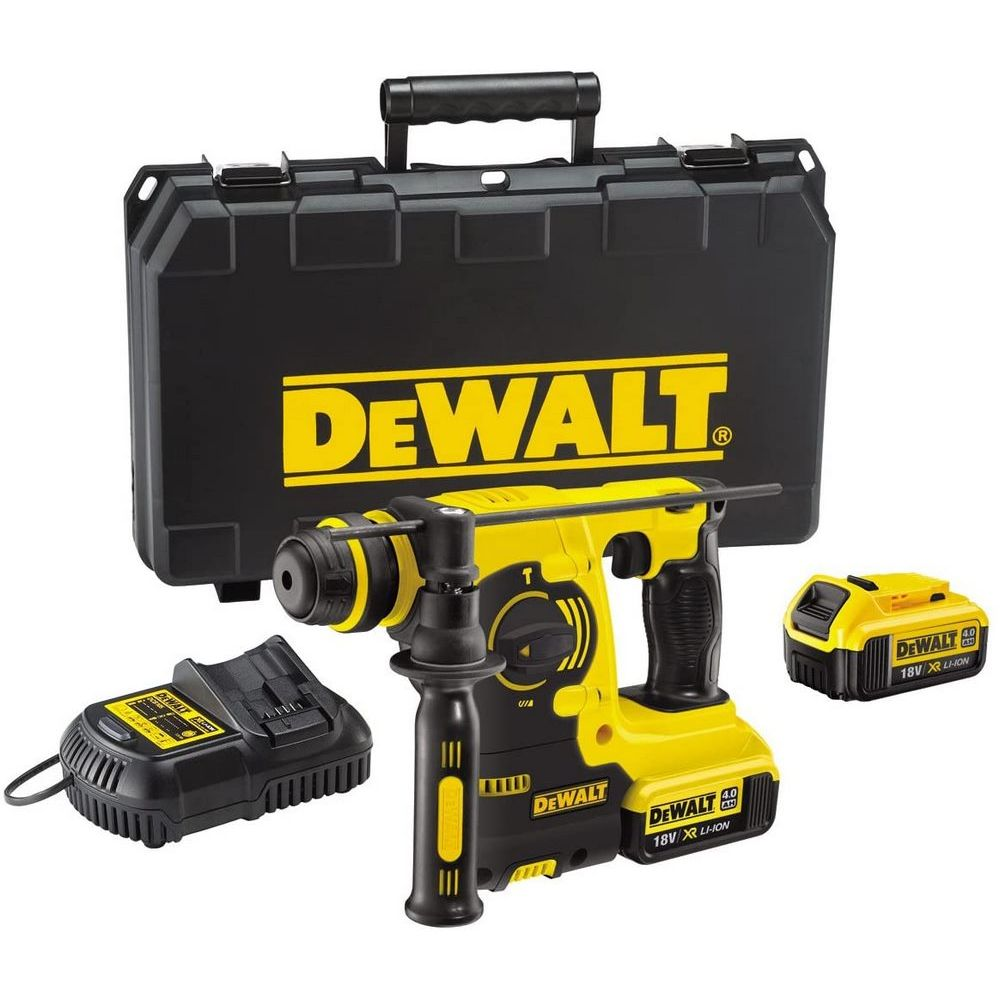 DEWALT MARTILLO SDS-PLUS DCH253M2-QW XR 18V