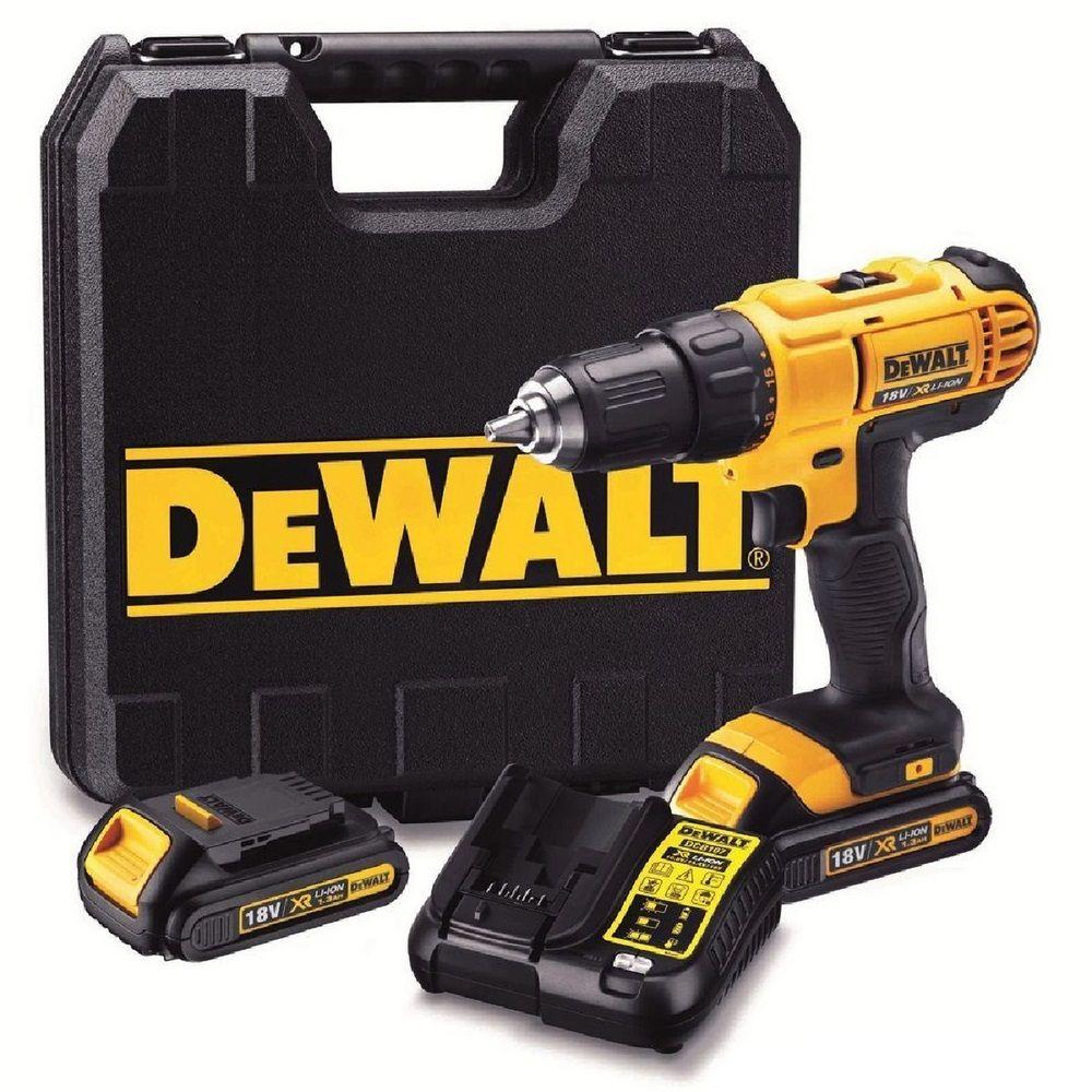 DEWALT TALADRO ATORNILL. 18V DCD771C2-QW COMPACTO