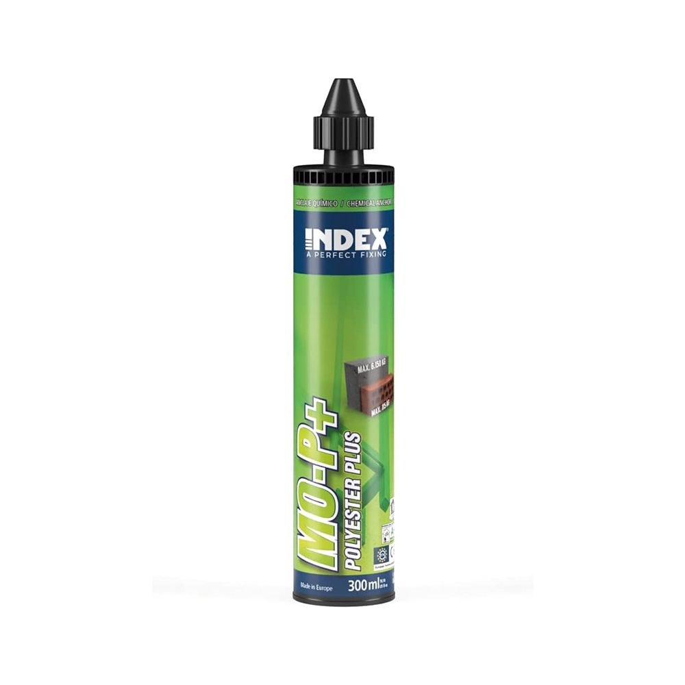 INDEX ANCLAJE QUIMICO POLIESTER 300ml.