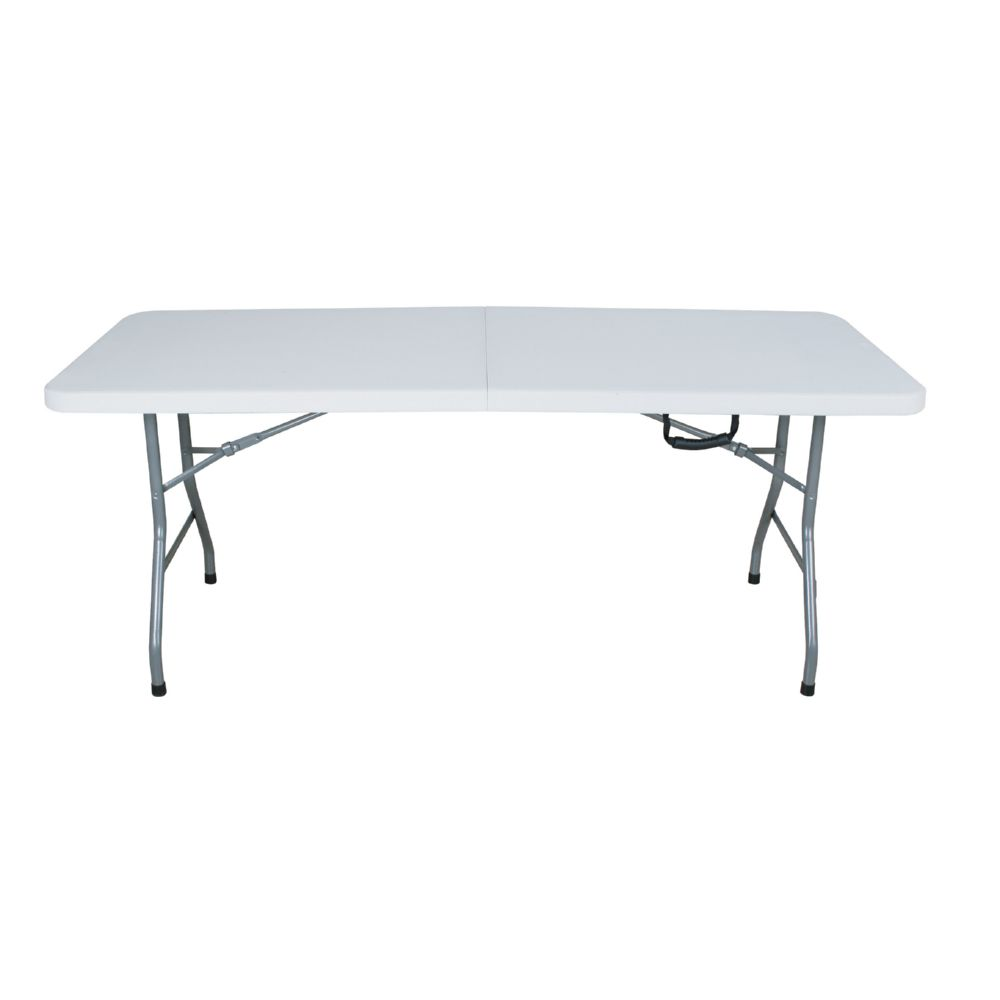 MESA PLEGABLE RECTANGULAR CON ASAS