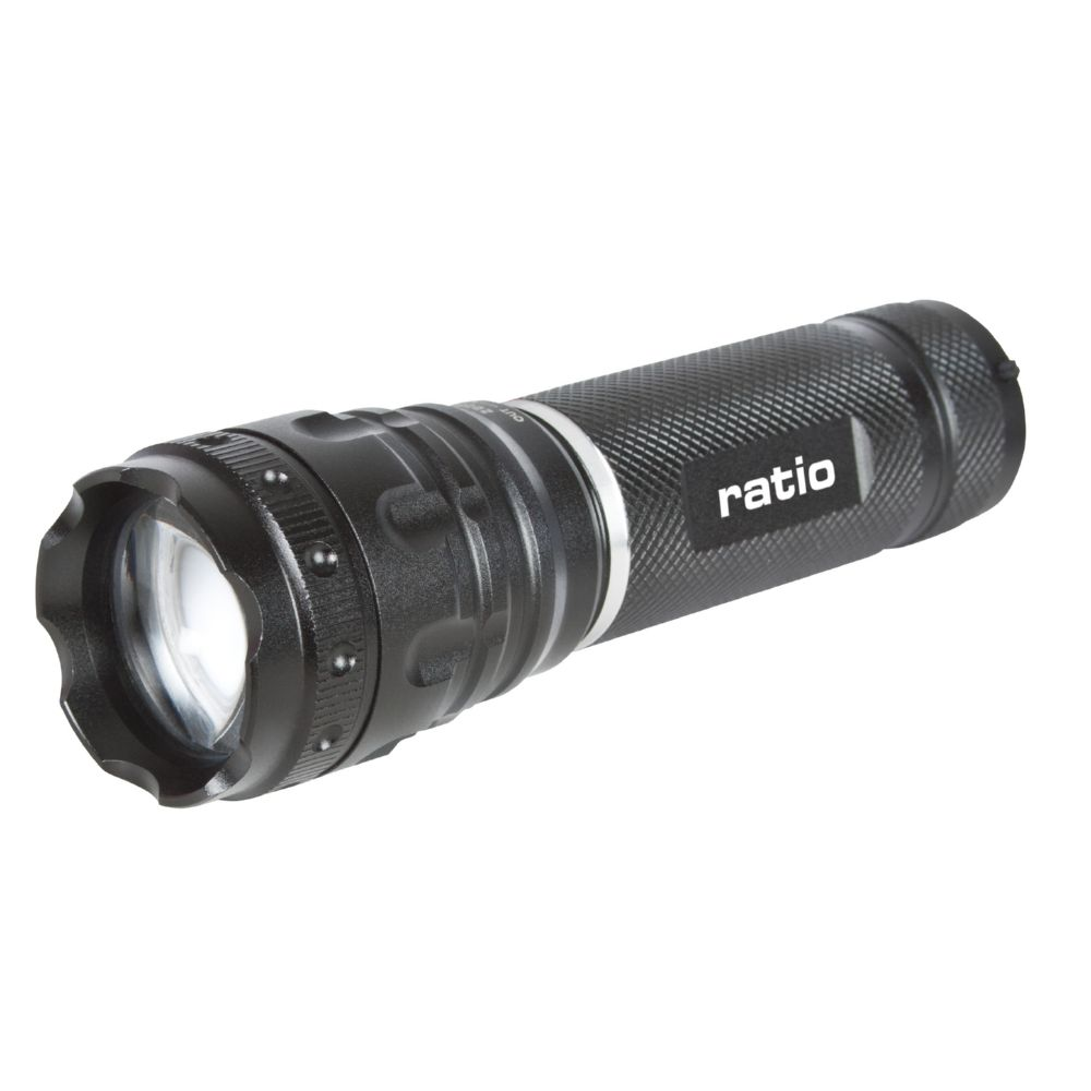 RATIO LINTERNA LED CREE XM-LT6