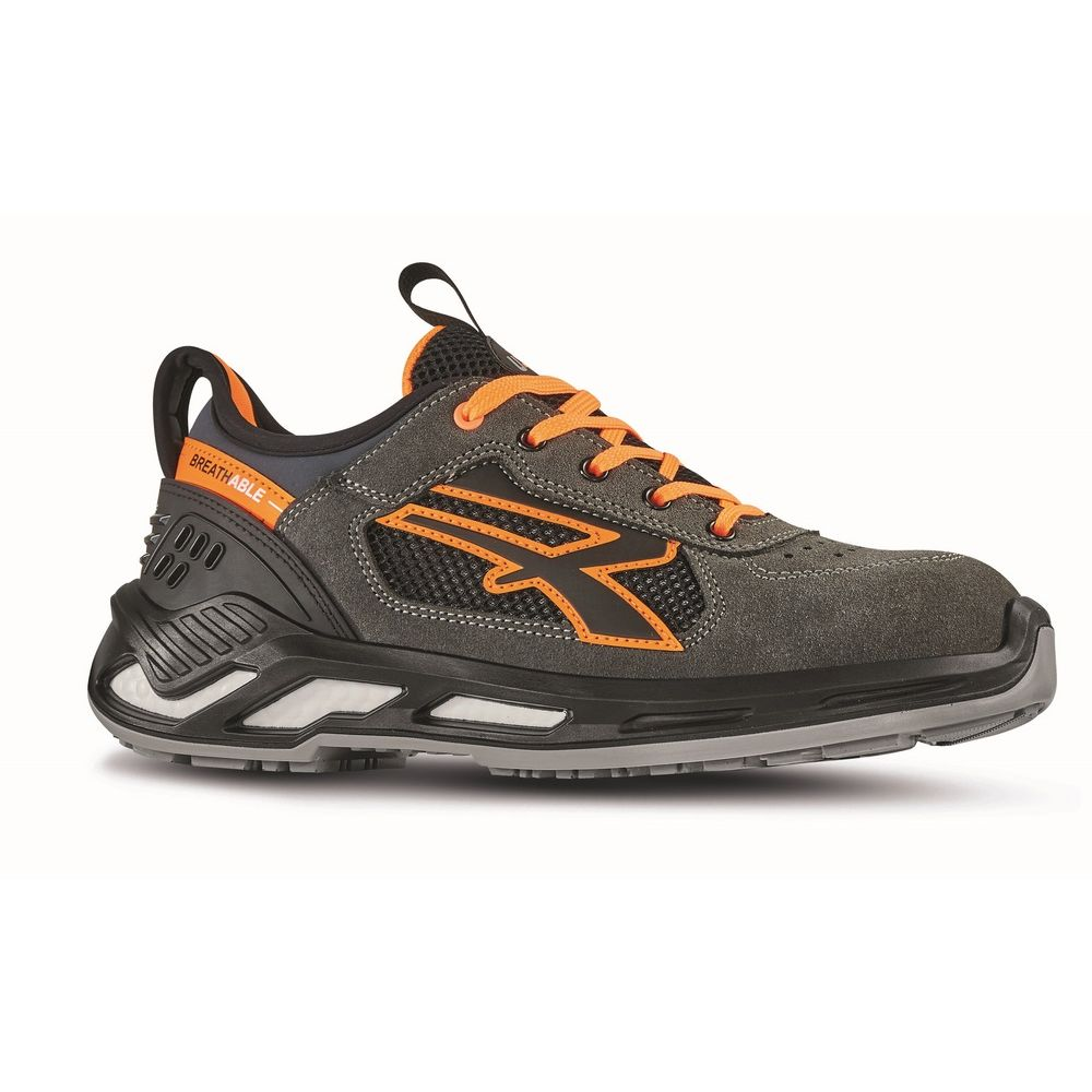 ZAPATO RYDER S1P SRC ESD Nº45 UPOWER